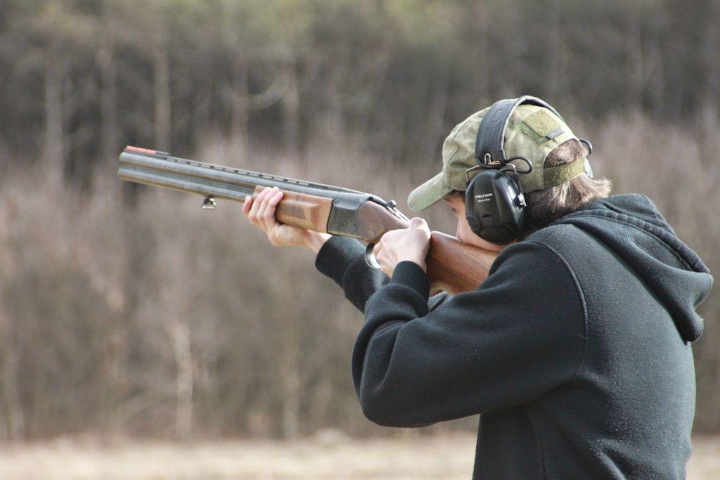 Strzelanie do rzutków