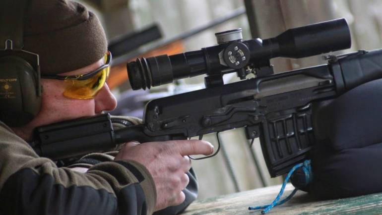 Strzelanie do rzutków/Karabin TRENING 30.05.2019